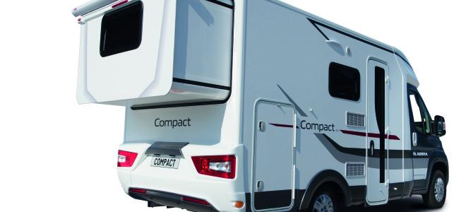 Adria Compact SLS: Il camper che si trasforma!