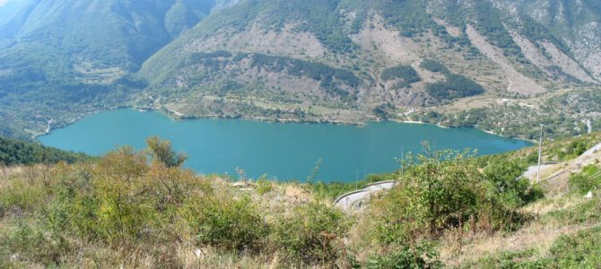 Un weekend al lago – Lago di Scanno