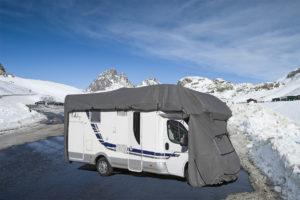 Arriva il freddo? Ecco come difendersi e proteggere il vostro camper!