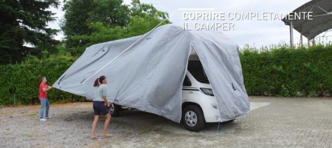 Arriva il freddo? Ecco come proteggere il vostro camper!